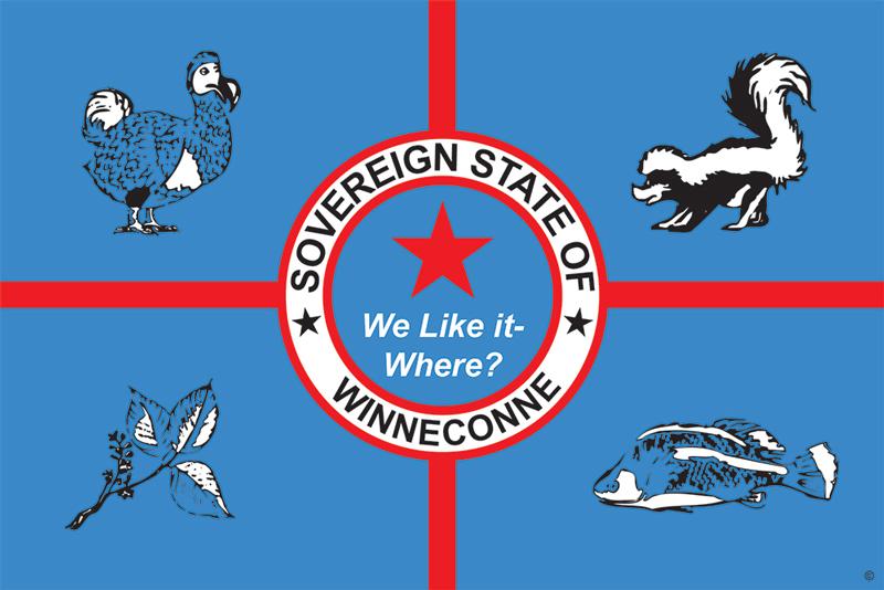 Sovereign State Flag