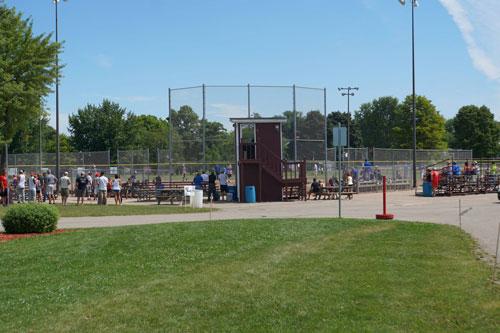 Softball tournament Marble Park